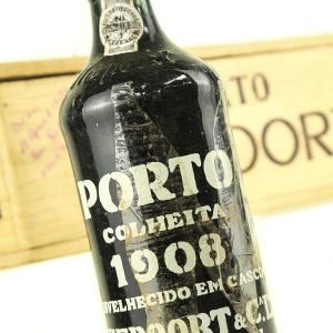 Buy Niepoort 1908 Colheita Port in Wine Auctioneer's July auction.  Also featuring Chateau Mouton-Rothschild, Lafite-Rothschild, Latour, Margaux, Domaine De La Romanée-Conti (DRC), Vieux-Télégraphe, Henschke, Cloudy Bay; Wines from Napa, Barossa, Mendoza and Rhone Valleys; in the styles of Barolo, Chianti, Amarone; and many more.  Sign up at www.wineauctioneer.com/register
