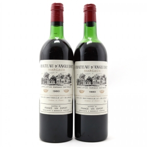 Ch. Angludet 1980 Margaux 2x75cl