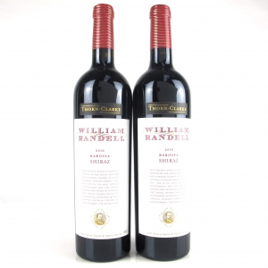 William Randell Shiraz 2010 Barossa 2x75cl