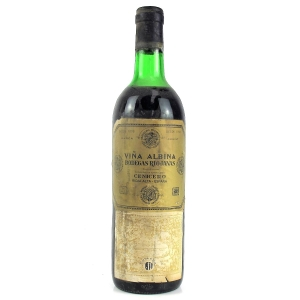 Viña Albina 1970 Rioja Crianza
