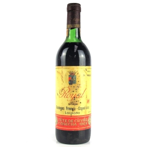"Bodegas Franco-Espanolas ""Royal"" 1964 Rioja Crianza"