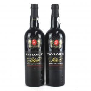 Taylor's Select Ruby Port 2x75cl