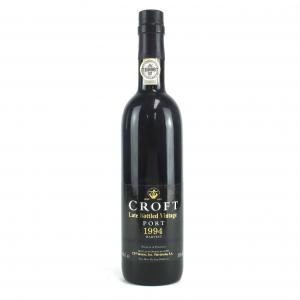 Croft 1994 LBV Port
