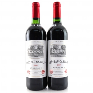 Ch. Camplay 2009 Bordeaux 2x75cl