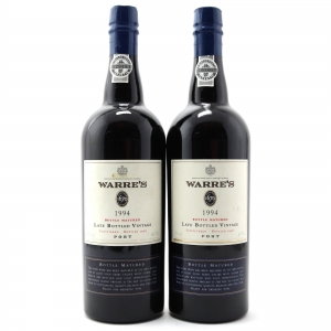 Warre's 1994 LBV Port 2x75cl