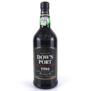 Dow's 1986 LBV Port