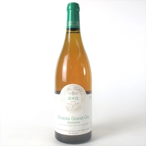 J.M.Brocard 2002 Chablis Grand-Cru