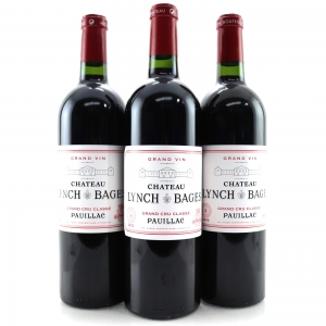 Chateau Lynch-Bages 2006 Pauillac 3x75cl