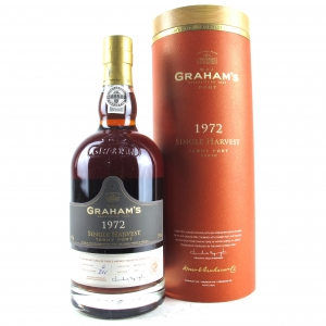 Graham's 1972 Single Harvest Tawny Port