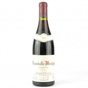 Dom. G.Roumier 1989 Chambolle-Musigny
