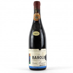 Mascarello 1967 Barolo