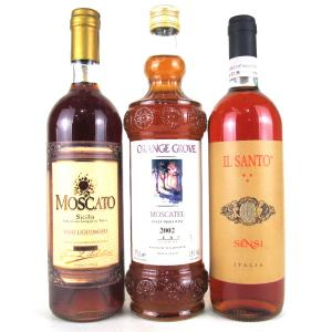 Assorted Sweet Wines 3x75cl