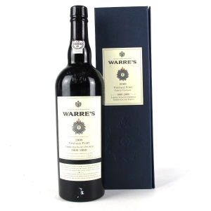 Warre's 2009 Vintage Port / Liberation Of Oporto