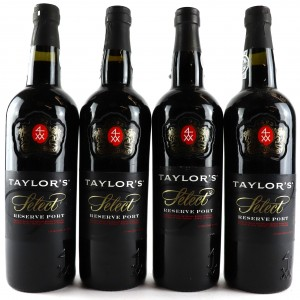 Taylor's Select Reserve Port 4x75cl