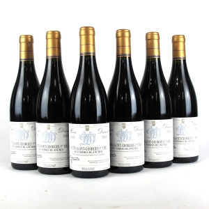 "H.Darnat ""Les Terres Blanches"" 2005 Nuits-Saint-Georges 6x75cl"