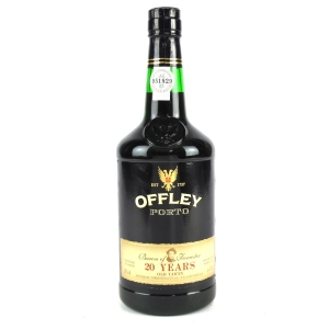 "Offley ""Baron De Forrester"" 20 Year Old Tawny Port"