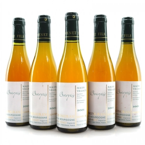 Dom. De La Bongran Quintaine Botrytis 2001 Macon Villages 5x37.5cl