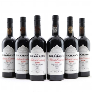 Graham's Malvedos 1990 Vintage Port 6x75cl
