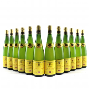 Hugel 2007 Alsace 12x75cl / The Wine Society