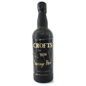 Croft 1924 Vintage Port