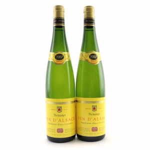 Hugel 2007 Alsace 2x75cl / The Wine Society