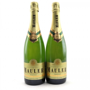 Mauler Brut NV Val-De-Travers 2x75cl