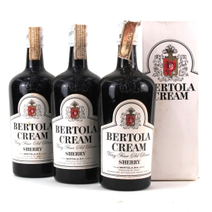 Bertola Cream Sherry / 3 Bottles