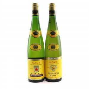 Hugel Riesling 2005 Alsace 2x75cl