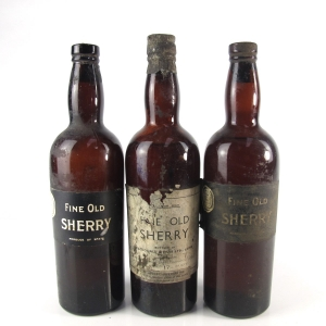 Fine Old Sherry 3x75cl