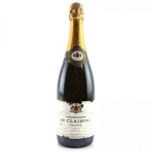 De Clairval Brut NV Champagne