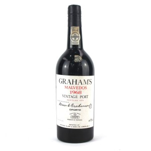"Graham's ""Malvedos"" 1968 Vintage Port"