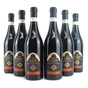 Rive Scaligere 2009 Amarone 6x75cl