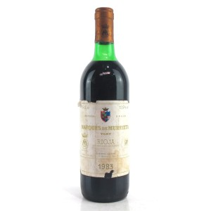 Marques De Murrieta 1983 Rioja Crianza