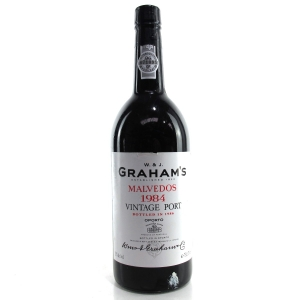 "Graham's ""Malvedos"" 1984 Vintage Port"