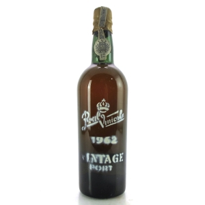 Real Vinicola 1962 Vintage Port
