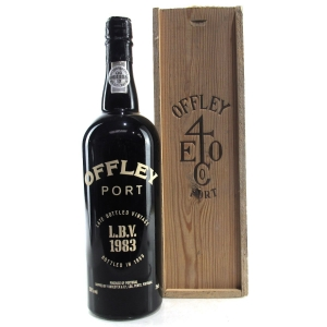 Offley 1983 LBV Port
