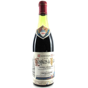 "Hospices De Beaune ""Cuvee Forneret"" 1966 Savigny-Vergelesses"