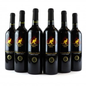 Kangaroo Point Cabernet Merlot 2009 South Eastern Australia 6x75cl