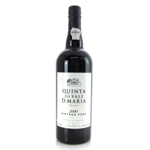 Quinta Do Vale D.Maria 2000 Vintage Port