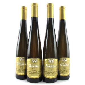 "M.Schafer ""Burg-Layer Rothenberg"" Riesling Eiswein 2002 Nahe 4x37.5cl"
