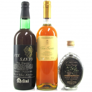 Assorted NV Vin Santo / 3 Bottles