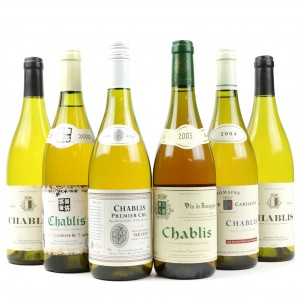 Assorted Chablis 6x75cl