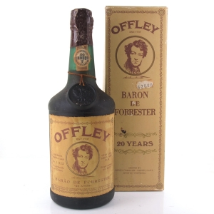 """Offley """"Baron De Forrester"""" 20 Year Old Tawny Port"""