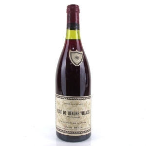 J.Belin 1983 Côte-de-Beaune-Villages