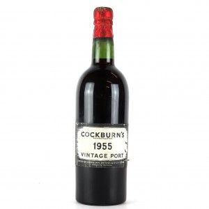 Cockburn's 1955 Vintage Port