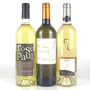 Assorted Southern French Wines 3x75cl