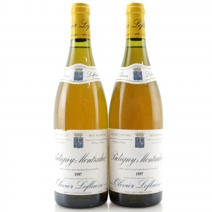 O.Leflaive 1997 Puligny-Montrachet 2x75cl