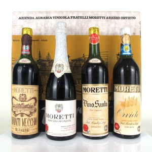 Fratelli Moretti Multi-Vintage Selection Italy / Presentation Box