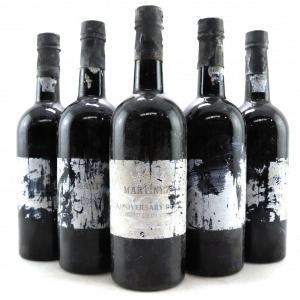 Martinez 200th Anniversary Port 5x75cl