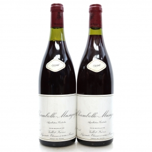 Vallet 1996 Chambolle-Musigny 2x75cl